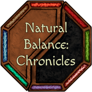 Natural Balance: Chronicles Logo