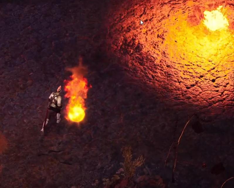 Fire Upheaval